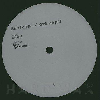 Cover art - Eric Fetcher: Krell Lab Pt. I