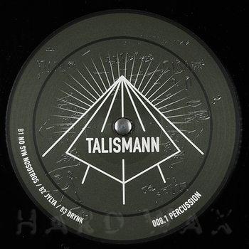 Cover art - Talismann: Percussion Part 1