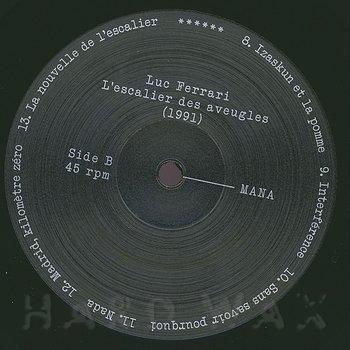 Cover art - Luc Ferrari: L'Escalier Des Aveugles