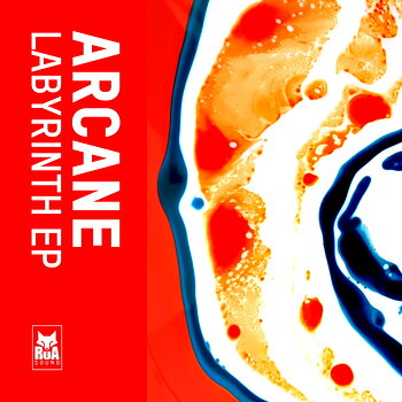Cover art - Arcane: Labyrinth