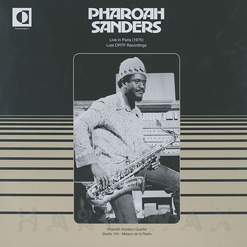 Cover art - Pharaoh Sanders: Live In Paris (1975)