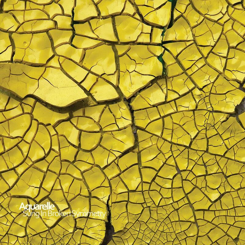 Cover art - Aquarelle: Sung in Broken Symmetry