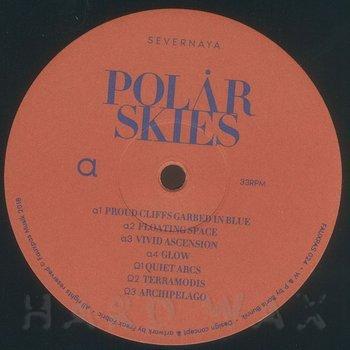 Cover art - Severnaya: Polar Skies