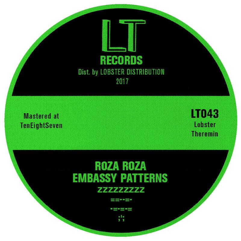 Cover art - Roza Roza: Embassy Patterns
