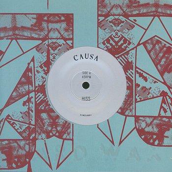 Cover art - Causa: Hiss
