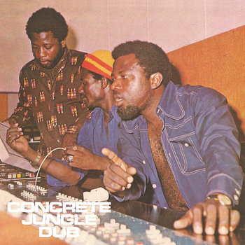 Cover art - King Tubby: Concrete Jungle Dub