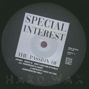 Cover art - Special Interest: The Passion Of...