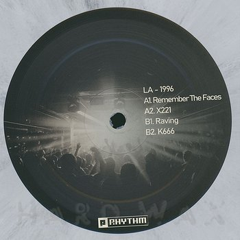 Cover art - LA: Remember The Faces