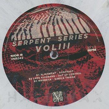 Cover art - Various Artists: Serpent Series Vol. 3 - Bite
