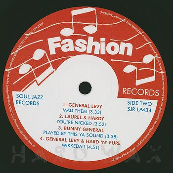 Cover art - Various Artists: Style & Fashion