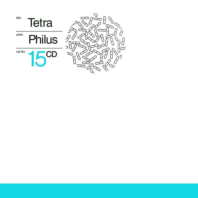 Cover art - Philus: Tetra