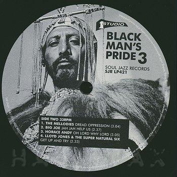 Cover art - Various Artists: Studio One: Black Man's Pride 3