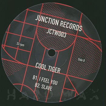 Cover art - Cool Tiger: Junction White003