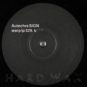 Cover art - Autechre: Sign