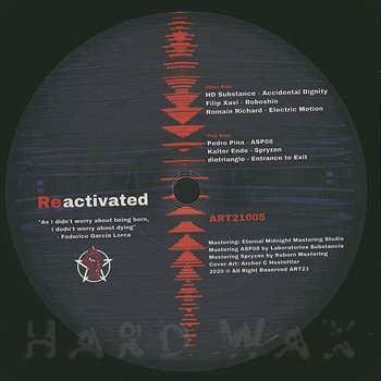 Cover art - Various Artists: Reactivated