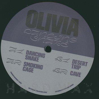Cover art - Olivia: Dancing Snake
