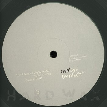 Cover art - Oval: Systemisch