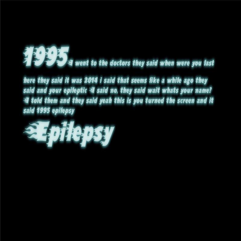 Cover art - 1995 Epilepsy: 1995 Epilepsy