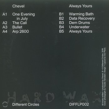 Cover art - Chevel: Always Yours