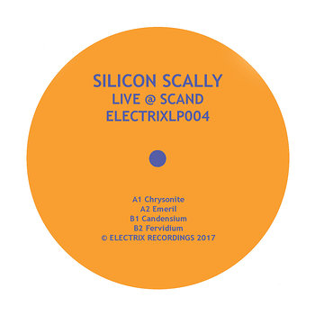 Cover art - Silicon Scally: Live @ Scand