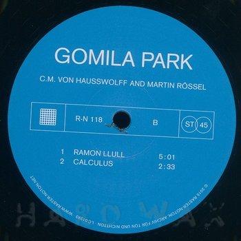 Cover art - Gomila Park: Ununoctium