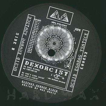 Cover art - Dexorcist: Rage Signal EP