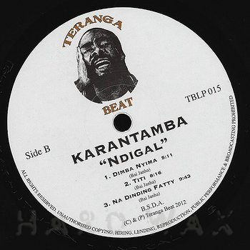 Cover art - Karantamba: Ndigal