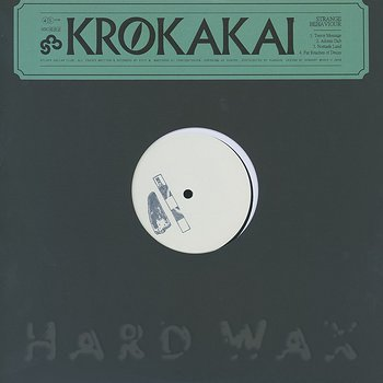 Cover art - Krokokai: Strange Behaviour