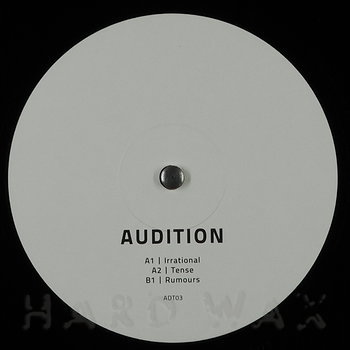 Cover art - Audition: Irrational