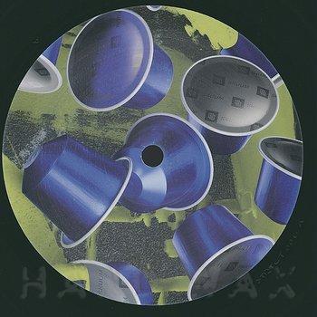 Cover art - Skuum: Blue Nespresso