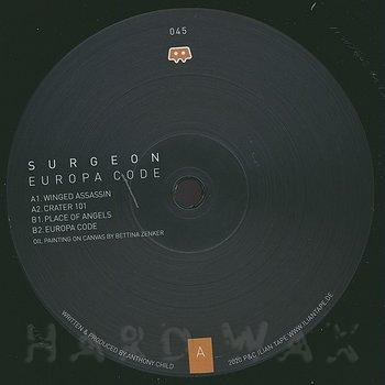 Cover art - Surgeon: Europa Code