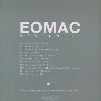 Cover art - Eomac: Reconnect