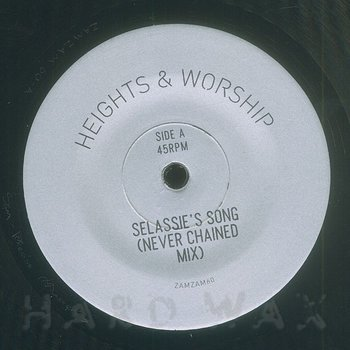 Cover art - Heights & Worship: Selassie's Song