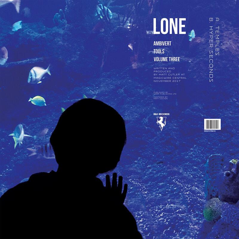 Cover art - Lone: Ambivert Tools Volume Three