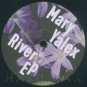Cover art - Mary Yalex: River EP