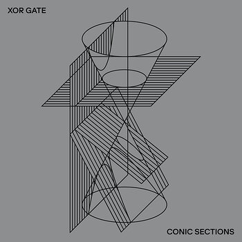 Cover art - XOR Gate: Conic Sections