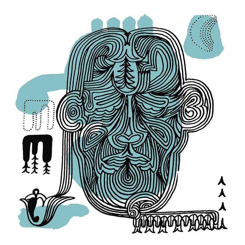 Cover art - Gaspard de La Montagne: Spectres