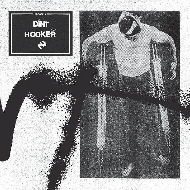 Cover art - Dint: Hooker