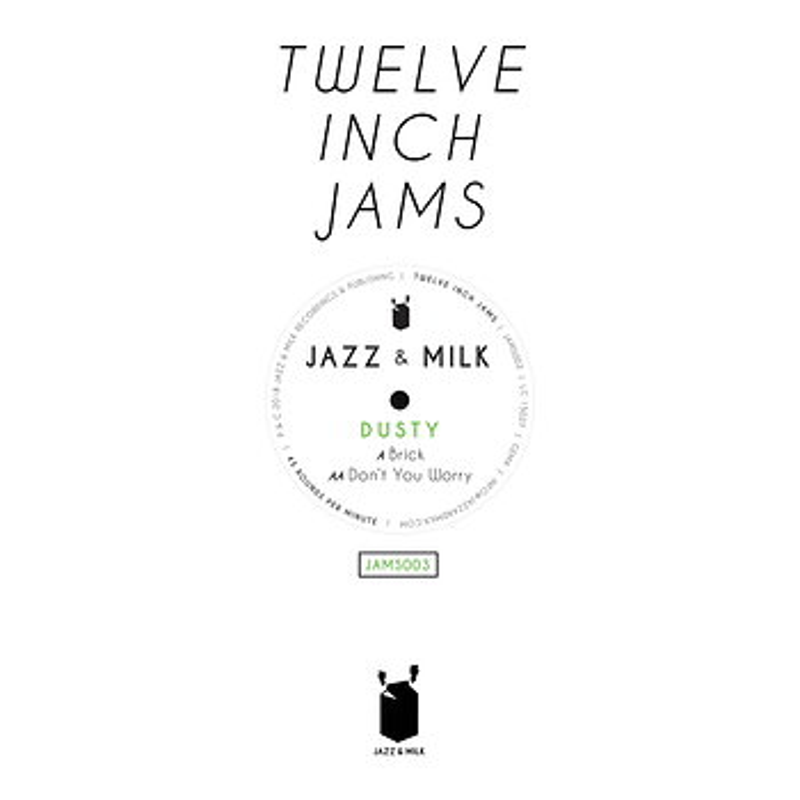 Cover art - Dusty: Twelve Inch Jams 003