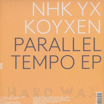 Cover art - NHK yx Koyxen: Parallel Tempo