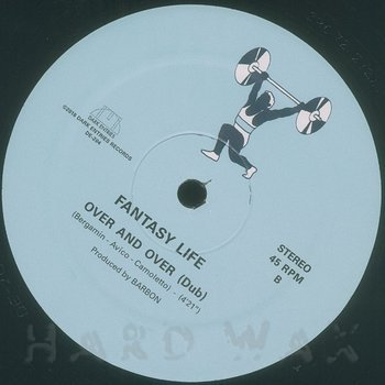Cover art - Fantasy Life: Over And Over