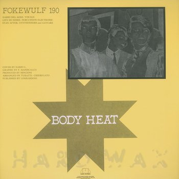 Cover art - Fockewulf 190: Body Heat