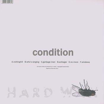 Cover art - Calibre: Condition