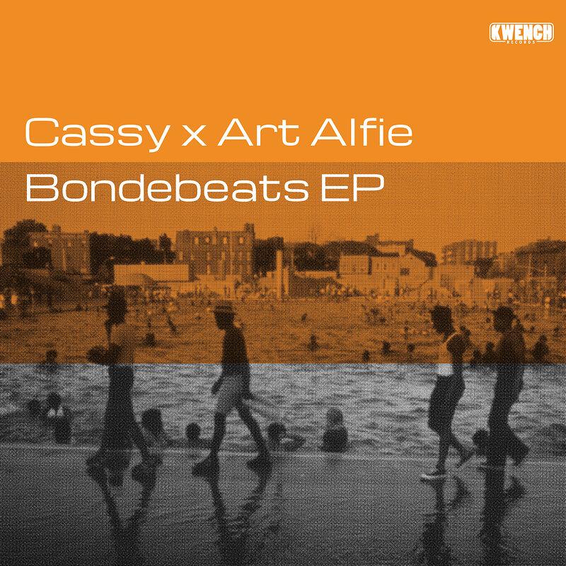 Cover art - Cassy X Art Alfie: Bondebeats EP
