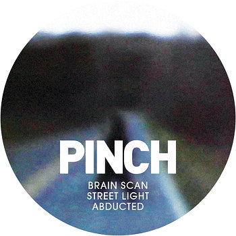 Cover art - Pinch: Brain Scan