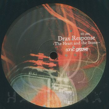 Cover art - Drax Response: The Heart And The Stone