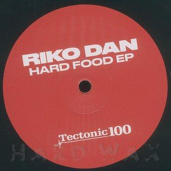 Cover art - Riko Dan: Hard Food EP