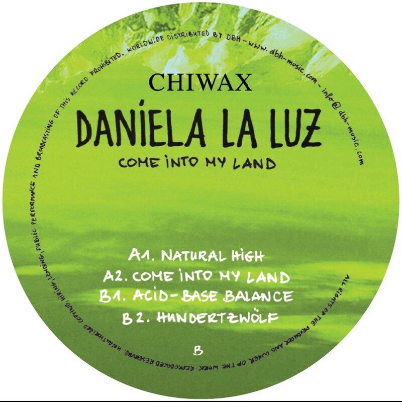 Cover art - Daniela La Luz: Come Into My Land