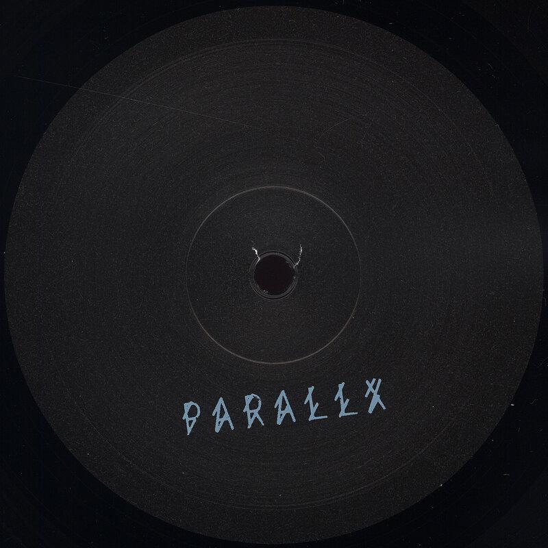 Cover art - Parallx: RP1