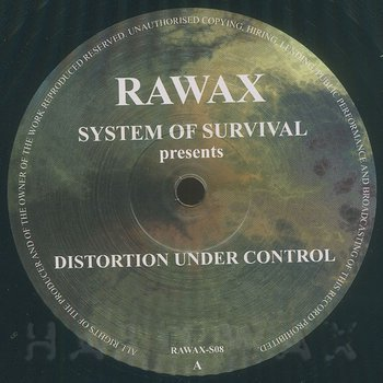 Cover art - System Of Survival: Distortion Under Control